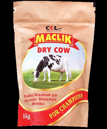 Maclik Dry cow, Pregnancy Cows Nutritional Supplements, Nutritional supplements for expectant cows