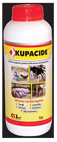 kupacide, disinfectants, pathogen disinfectants,