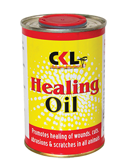 Healing Oil in cattles, how to treat wounds in cattle,