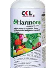 harmony organic fertilizer